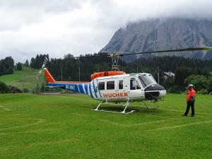 F1 Hubschrauber