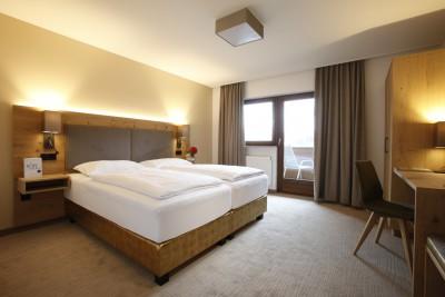 Doppelzimmer Bett