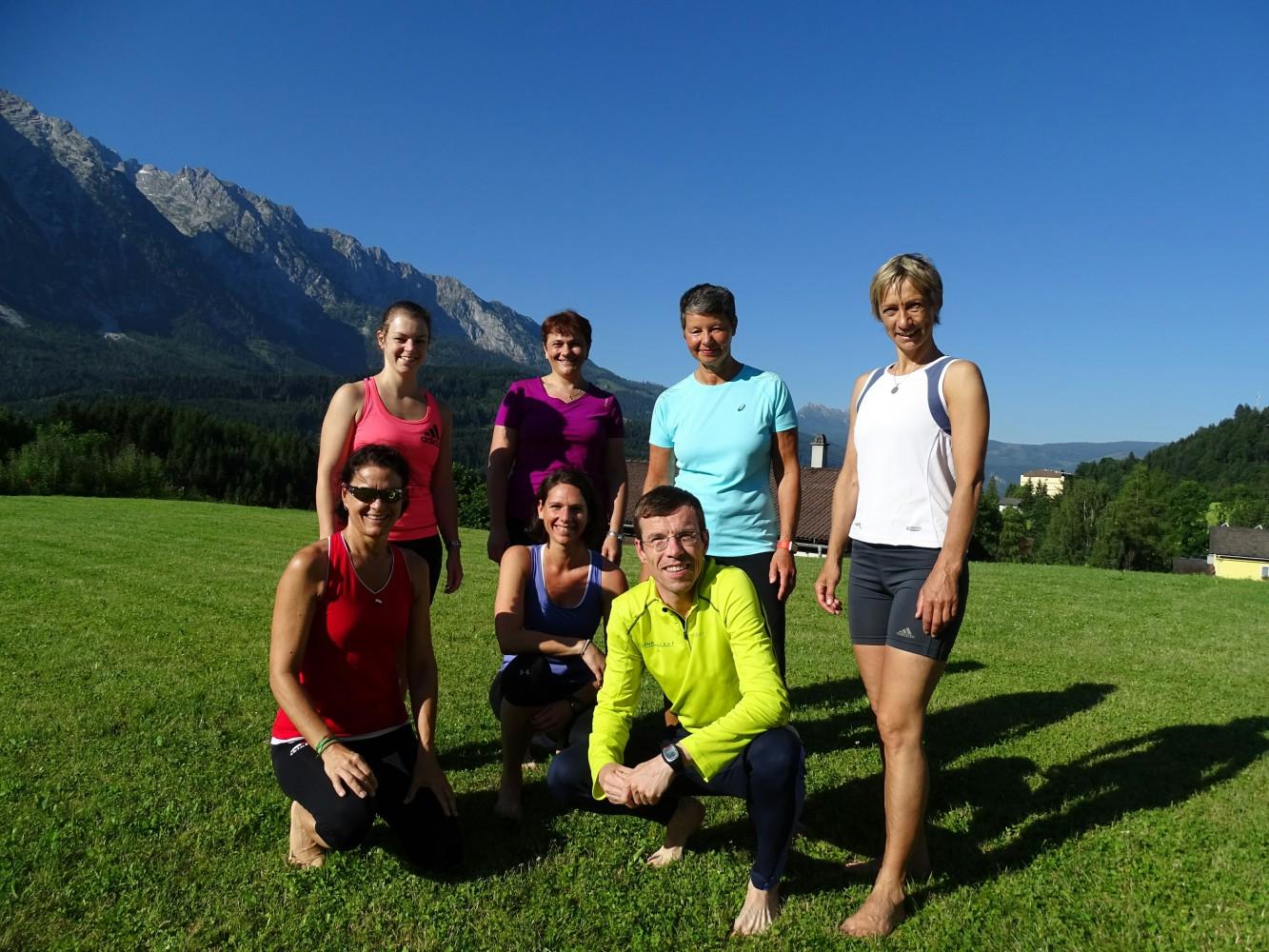 Alphalauf Teilnehmer