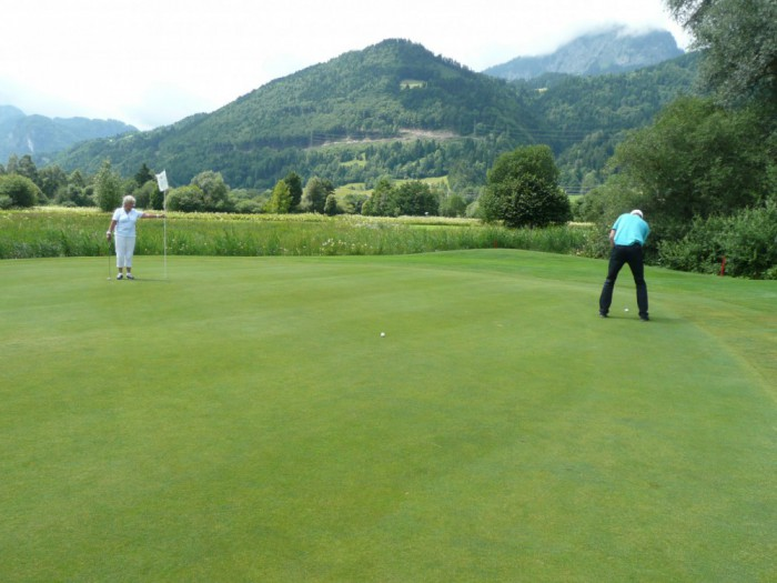 Golfplatz Weissenbach